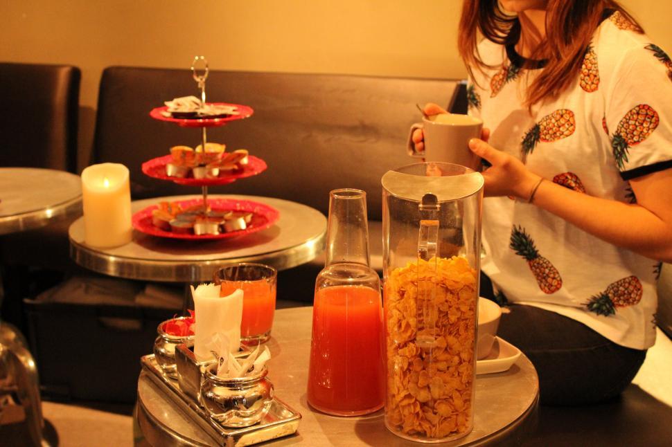 Hotel 7 Art - Petit-Déjeuner